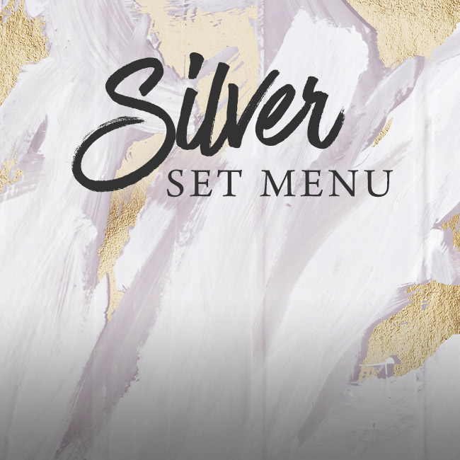 Silver set menu at The Old Bull & Bush