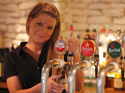 Bar jobs at The Old Bull & Bush